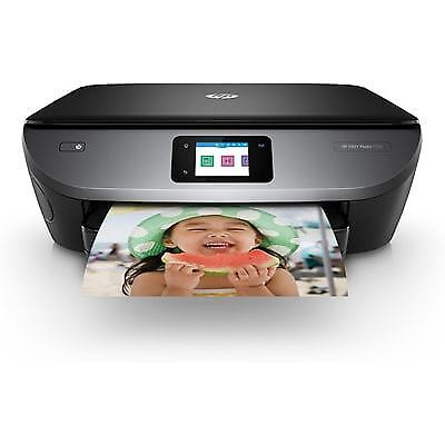 HP ENVY Photo 7155 All-in-One Printer - Inkjet All-in-One Printers