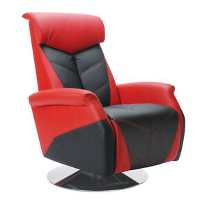 NEW IN THE BOX NEVER USED PITSTOP FURNITURE RACING CAR RECLINER!