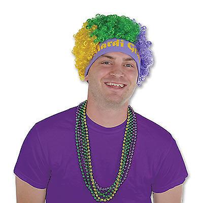 Mardi Gras Wig - Mardi Gras Wigs