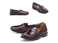HOTTER PATENT LEATHER SHOES BNIB SIZE 7 1/2