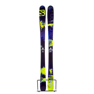 Salomon Q85, 174 cm with Rossi Axial 2 bindings, Sized to 27.5