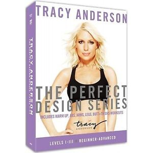 Tracy Anderson Perfect Design Series - Sequence 1-3 (DVD, 2013)