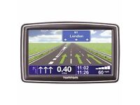 """TomTom XXL Classic Series Sat Nav 5"""" LCD Touch Screen with UK/Ireland Maps"""