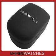 Armani Watch Box