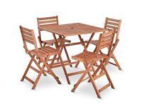 garden patio outdoor furniture set 4 seater BARGAIN