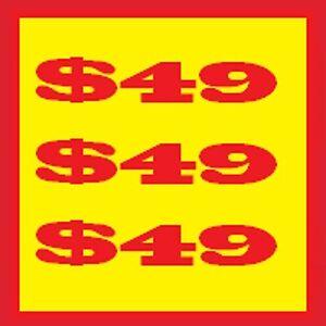 $ 49 SERVICE/ DIAGNOSIS FURNACE TANKLESS BOILER 647-222-6734