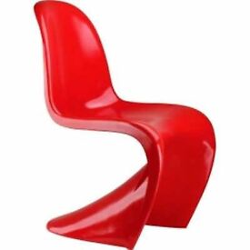 PANTON - Modern chair for outdoor and indoor facilities. New