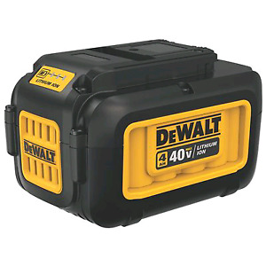 DEWALT DCB404 40-Volt MAX* 4Ah Lithium-Ion Battery Pack