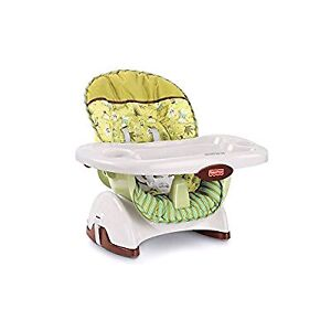 Chaise haute , booster space saver fisher price