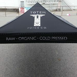 Outlet Tags Custom Canopy Tent Packages ONLY $599.99 Gatineau Ottawa / Gatineau Area image 9