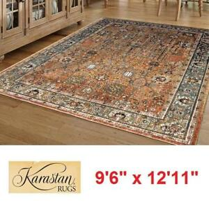 "NEW* KARASTAN MYANMAR AREA RUG - 125030472 - 9'6"" x 12'11"" SPICE MARKET RUGS CARPETS CARPET FLOORING DECOR ACCENTS MA..."