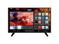[BLACK] BUSH 32 INCH SMART TV - BRAND NEW BOXED