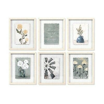 Set of 6 Ava Barrett Farmhouse - New View