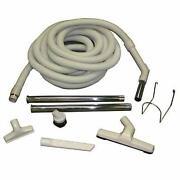 Central Vacuum Hose Kit