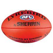 AFL Sherrin Footballs