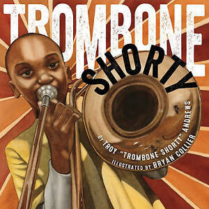 Andrews, Troy-Trombone Shorty  BOOKH NEW