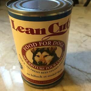 Lean Cuts Dog Food Edmonton