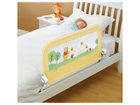 Infant single Bed Rail Guard, WINNIE the POOH, upto 5 years, NEW & boxed, collect nr. Swansea Valley
