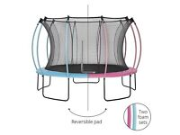 Trampoline 12FT Plum by colours Brand new still boxed
