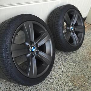 OEM BMW 335I RIMS FOR SALE (STYLE 189)