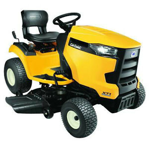 Brand New Cub Cadet XT1 LT42 riding tractor