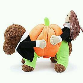Dog fancy dress halloween costume size medium ***REDUCED***