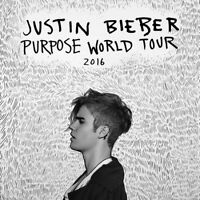 Justin Bieber The Purpose CTC May 13, 2016