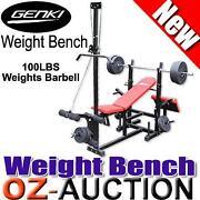 Bench Press Barbell
