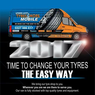 Time To Change Your Tyres The Easy Way !!!