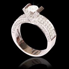 New :Exquisite 1.80 Carat Natural Diamond Engagement Ring Yeerongpilly Brisbane South West Preview