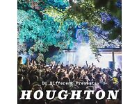two Tickets and Live-In Vehicle ticket for this amazing Houghton festival.