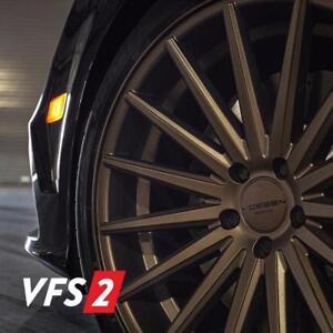 VOSSEN VFS-2 IN STOCK SPECIAL! *wheelsco*