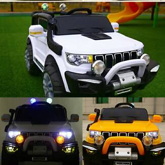 2017 JEEP , RIDE ON-CARS,4WD-UTE- kids ride ons for toddlers