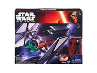 Star Wars the Force Awakens Tie Fighter and Pilot BNIB
