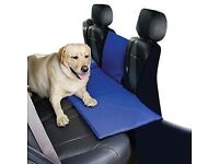 New dog extend a seat for car