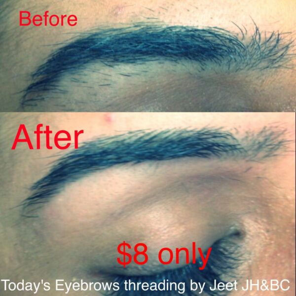 Eyebrow Threading 47waxing 8 Only Beauty Treatments Gumtree