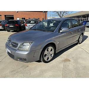 2005 Holden Vectra Cdxi 5 Sp Automatic 5d Hatchback
