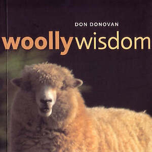 Woolly Wisdom, Donovan, Don | Paperback Book | Good | 9781869660635