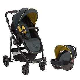 Graco Evo Travel System. Buggy Car seat 2in1 pram / stroller