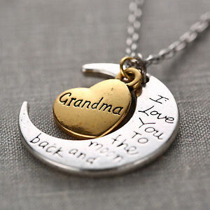 I love you to the moon and back necklaces. Windsor Region Ontario image 4