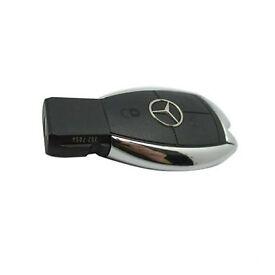 Mercedes Key Fob - Fits Various Models Genuwine / Used Product
