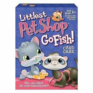 * Littlest Pet Shop Go Fish Boxed Card Game in Box (UNUSED)