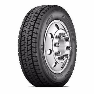 NEW TAKEOFF 225 70 19.5 225/70R19.5 F450  OR F450 DODGE 4500  0R 5500 CONTINENT AL HDR DRIVE GRIP TIRES $1150  SET 6