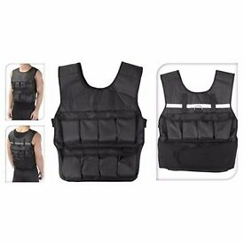New Quality Weighted Vest - 10KG