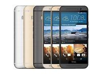Have one to sell? Sell it yourself HTC One M9 32GB - Unlocked SIM Free Smartphone GRADED