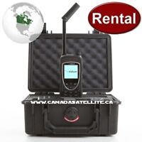 Iridium 9575 Extreme Satellite Phone Rental w/ GPS-Canada+Alaska