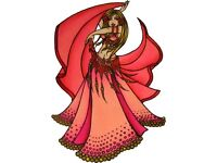 Introduction to Tribal Bellydance & Costuming workshops at Tribe Porty 19 Windsor Pl, Edinburgh