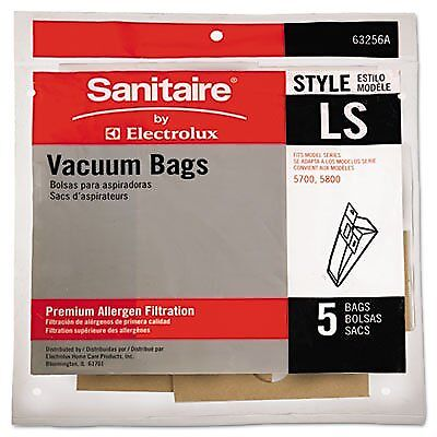 Eureka Commercial Upright Vacuum Cleaner LS Replacement Bags, 5/Pack for sale  Shipping to India