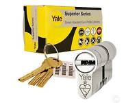 Yale Locks Supplied & fitted £45