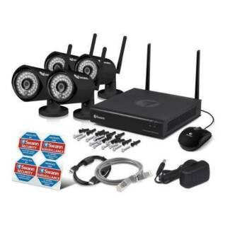 SWANN HOME/OFFICE SECURITY SYSTEM